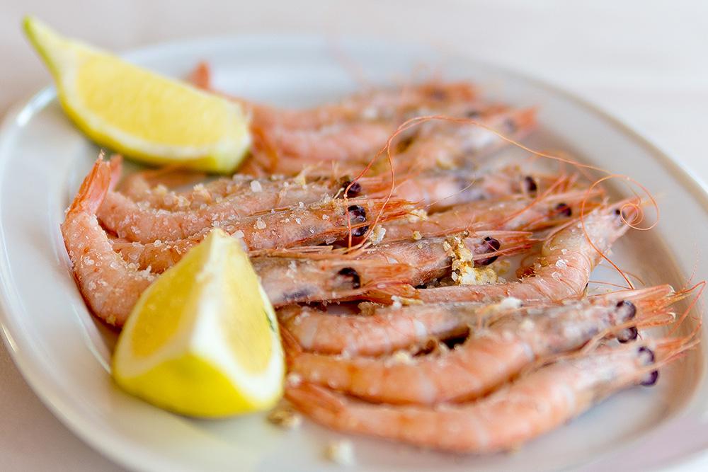 Ejido Gourmet. Gastronomía