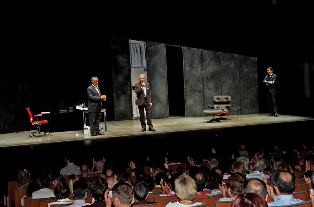Ejido Gourmet. Festival de teatro